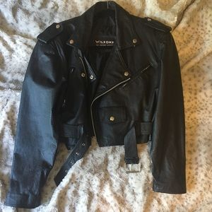 "Wilson's ""The Leather Experts"" leather jacket"